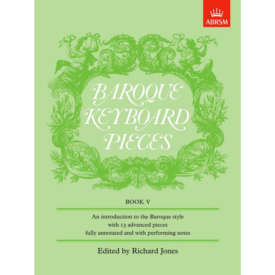 Baroque Keyboard Pieces Book VI