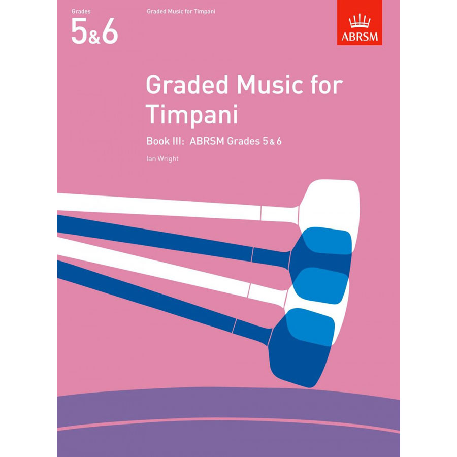 Graded Music for Timpani, Book III