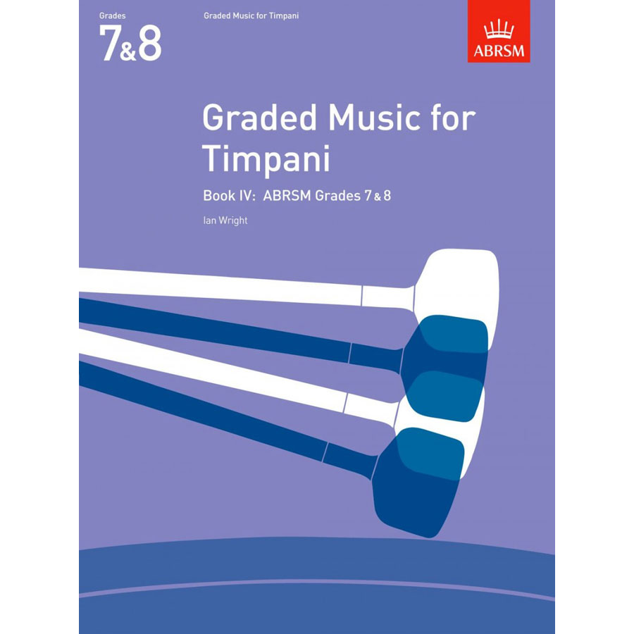 Graded Music for Timpani, Book IV