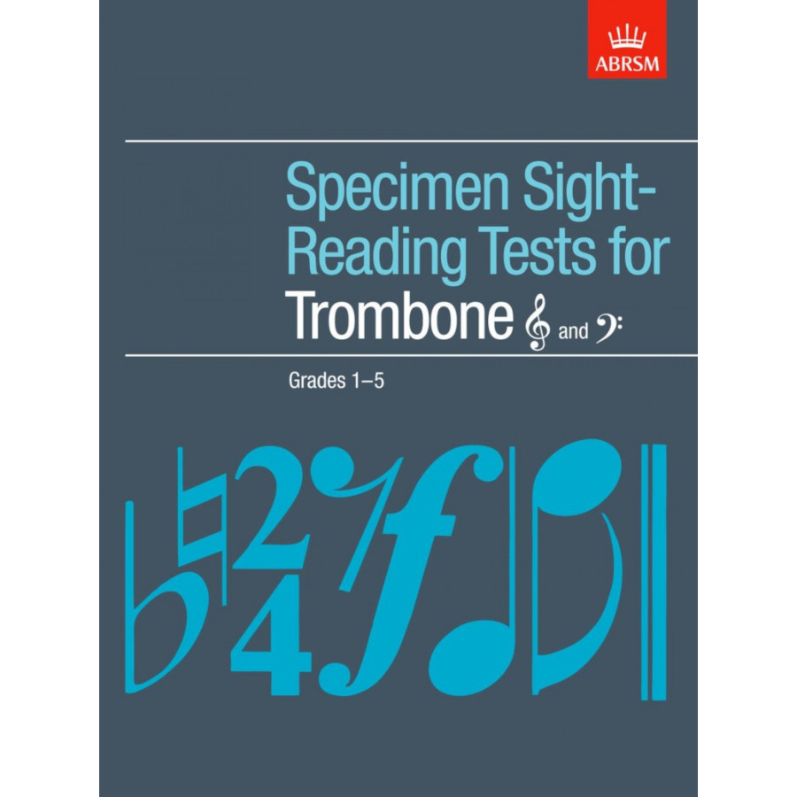 Trombone Sight-Reading Tests Grades 1-5