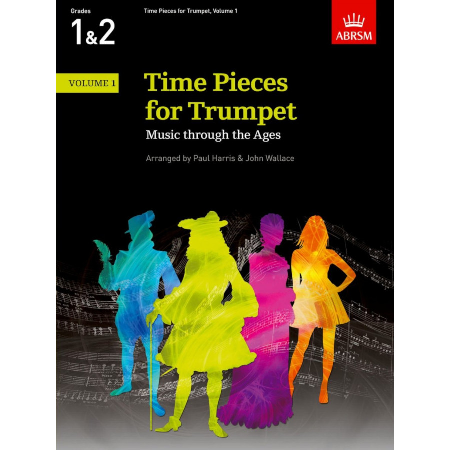 Time Pieces for Trumpet, Volume 1
