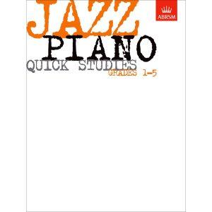 Jazz Piano Quick Studies, Grades 1-5