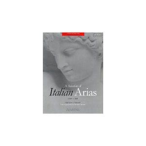 A Selection of Italian Arias Vol 2 High Voice