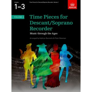 Time Pieces for Descant/Soprano Recorder Vol 1