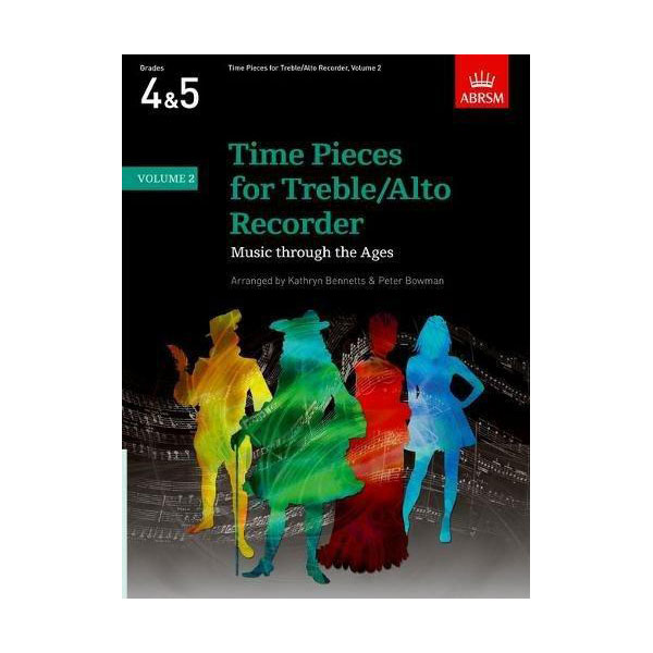 Time Pieces for Trble/Alto Recorder Volume 2