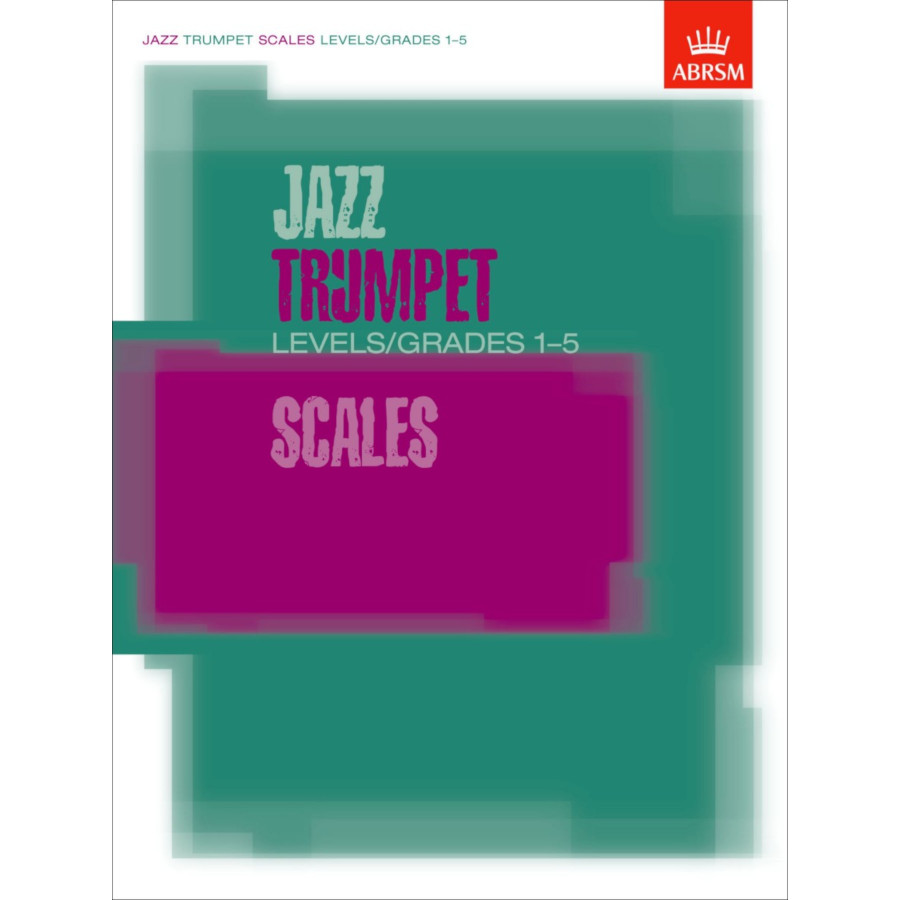Jazz Trumpet Scales Levels/Grades 1-5