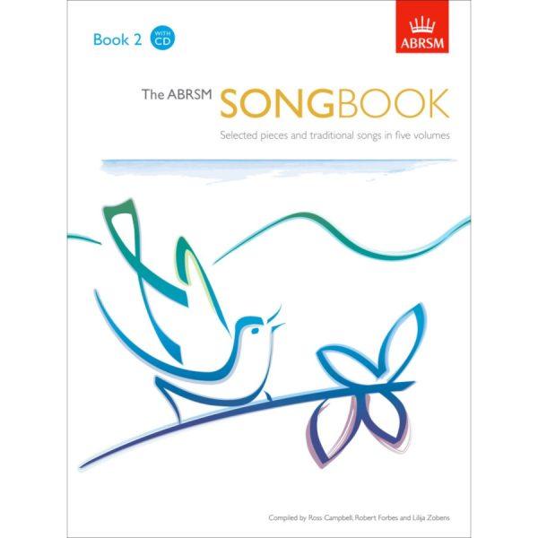 ABRSM Songbook 2 w/CD