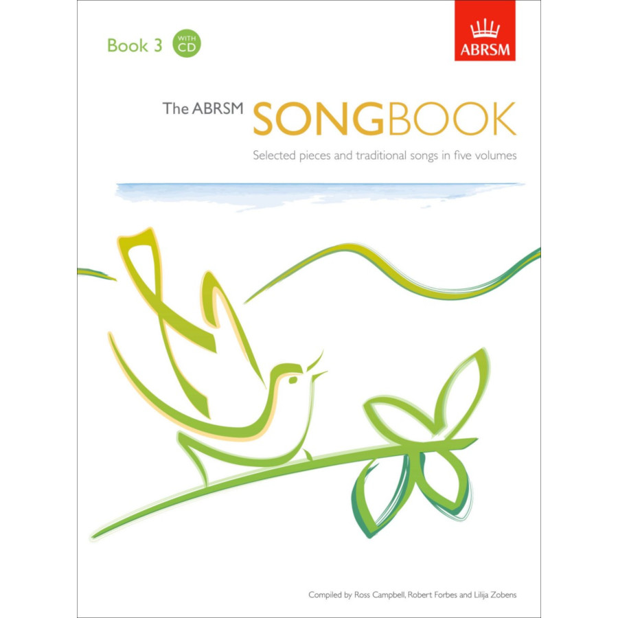 ABRSM Songbook 3 w/CD