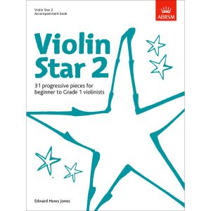 Violin Star 2, Accompaniment Book