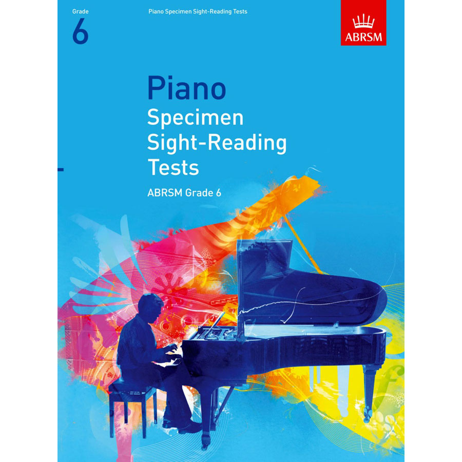 Piano Grade 6 Specimen Sight-Reading Tests (ABRSM)