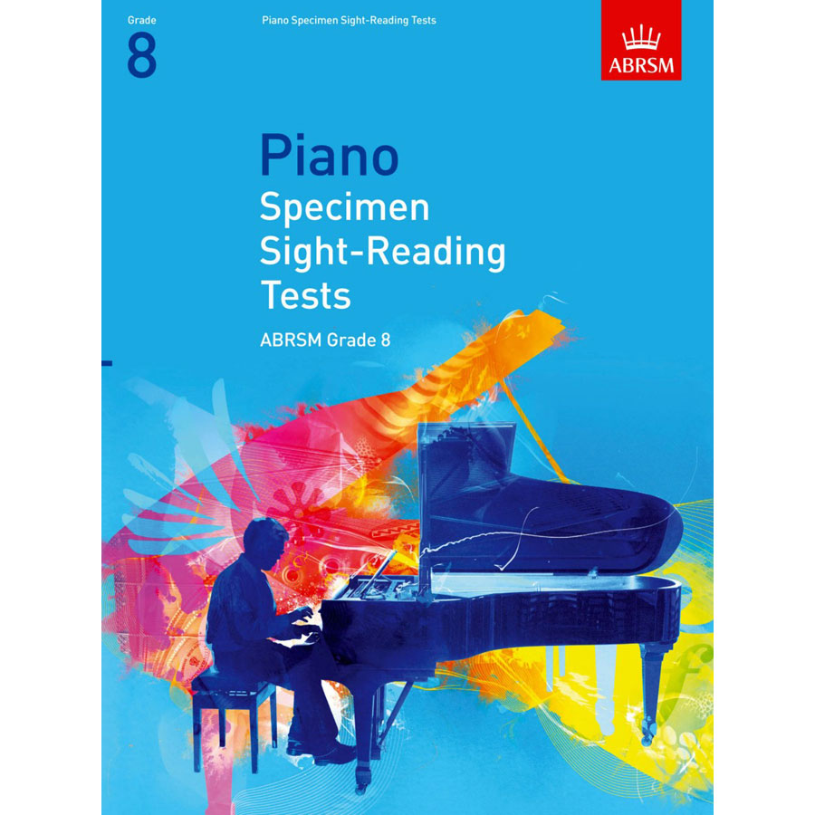 Piano Grade 8 Specimen Sight-Reading Tests (ABRSM)