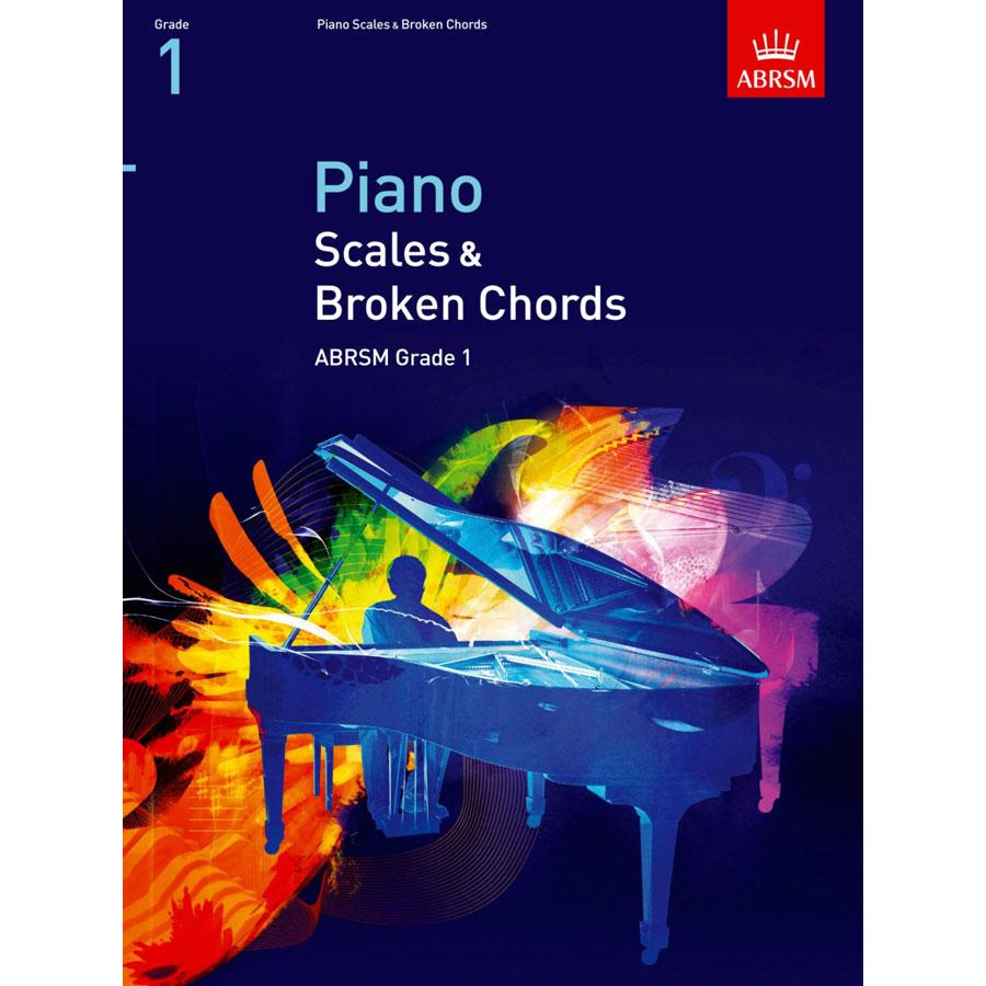 Piano Grade 1 Scales & Arpeggios (ABRSM)