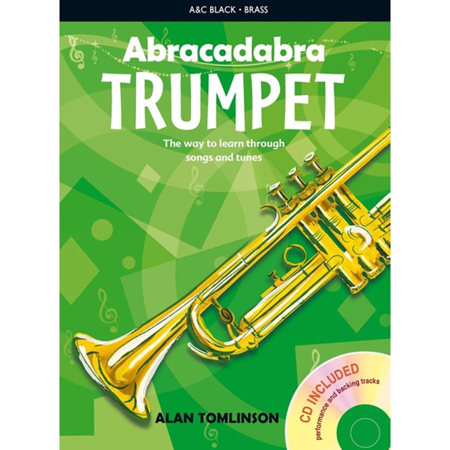 Abracadabra Trumpet w/CD