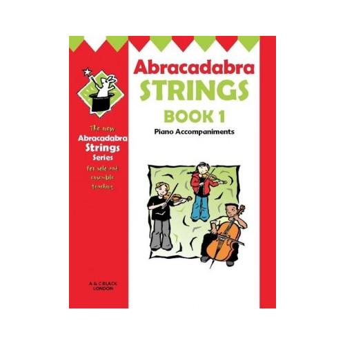 Abracadabra Strings Book 1 (piano acc.)