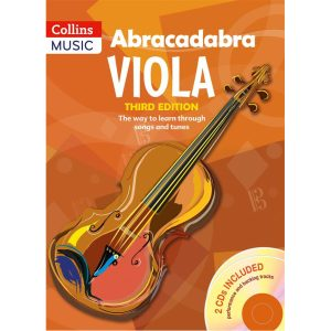 Abracadabra Viola 3rd Ed w/CD