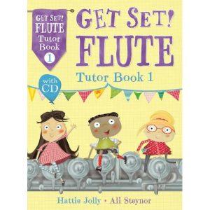 Get Set! Flute Tutor Book 1