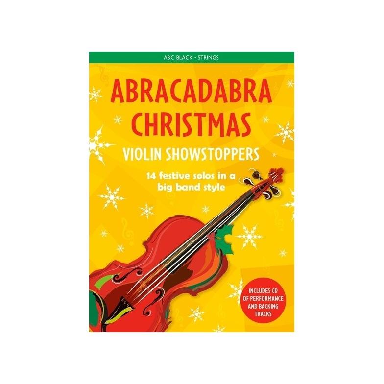 Abracadabra Christmas Violin Showstoppers