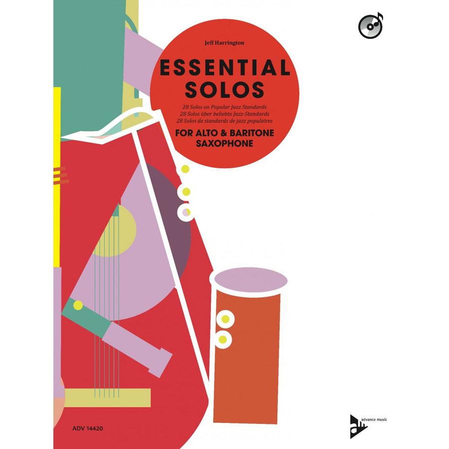 Essential Solos (Saxophone)