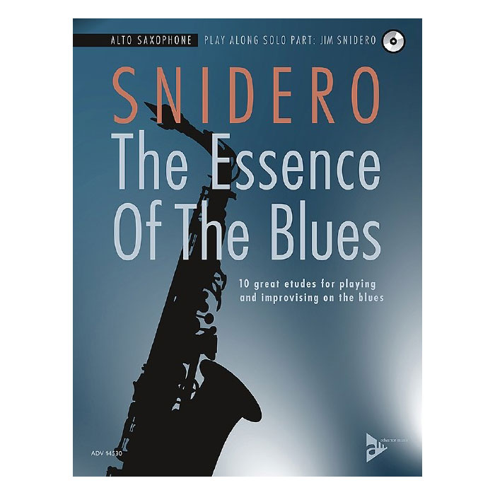 The Essence of Blues (Alto Saxophone)