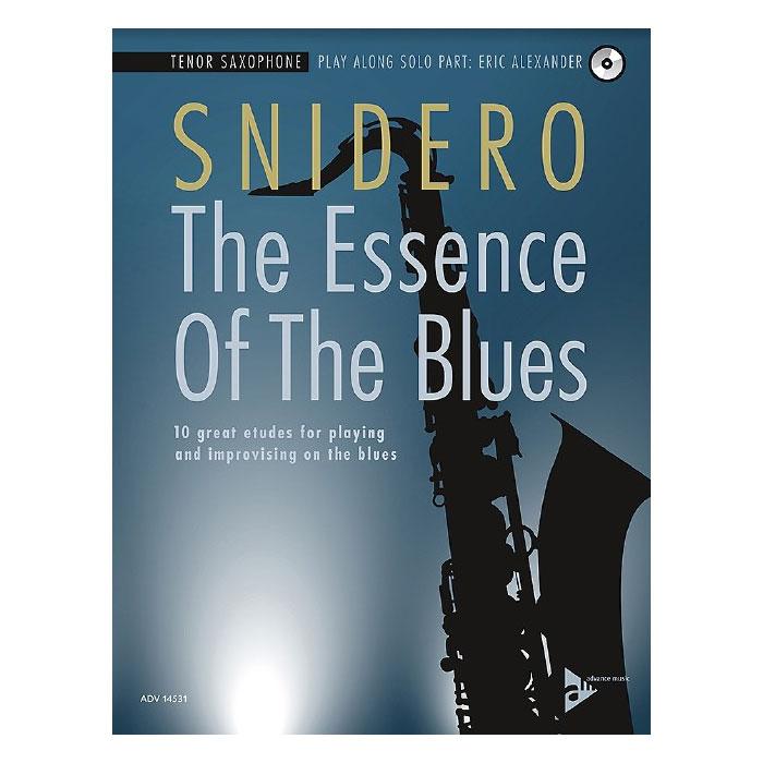 The Essence of Blues (Tenor Saxophone)