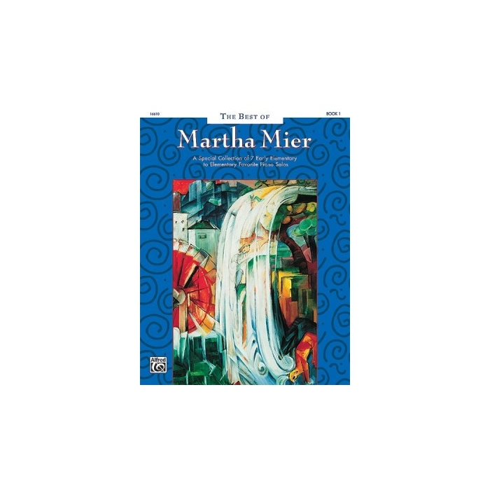 The Best of Martha Mier Book 1