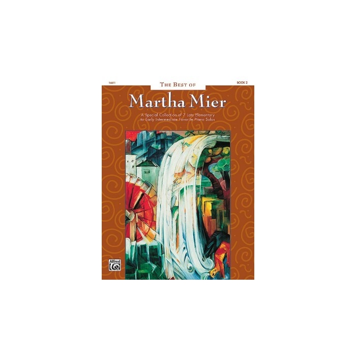 The Best of Martha Mier Book 2