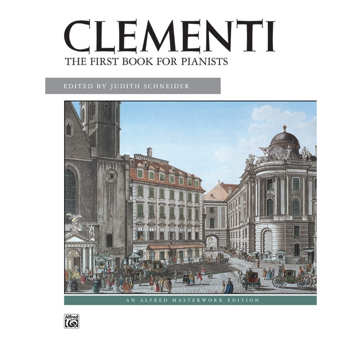 Clementi: The First Book for Pianists