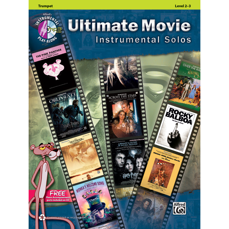 Ultimate Movie Instrumental Solos Trumpet