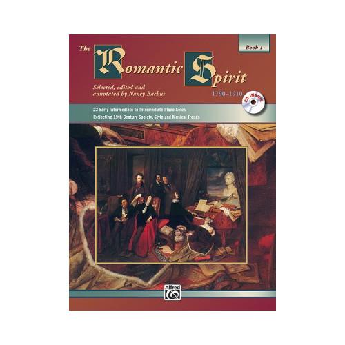 The Romantic Spirit Book 1