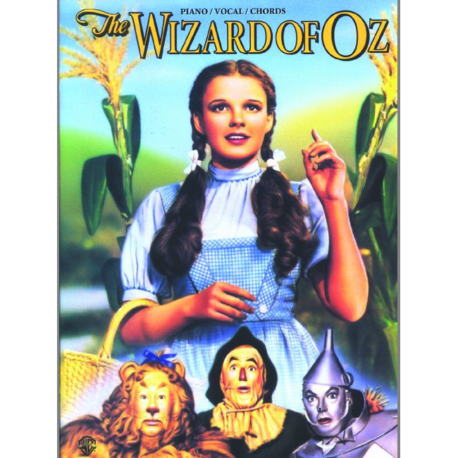 Wizard of Oz. Movie Selections (PVG)