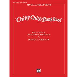 Chitty Chitty Bang Bang. Musical Selections. (PVG)