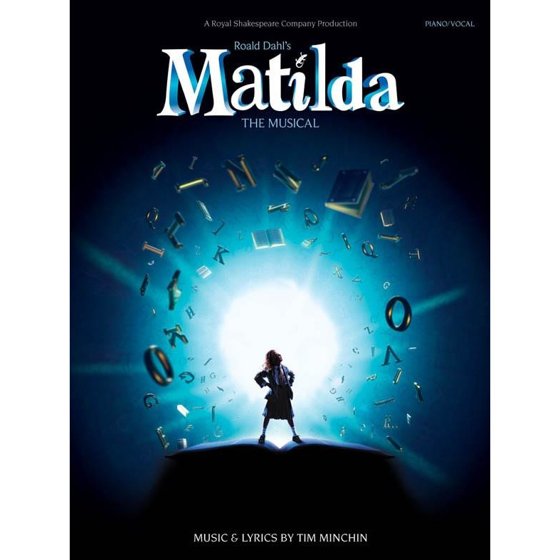 Matilda: The Musical (Piano/Vocal)
