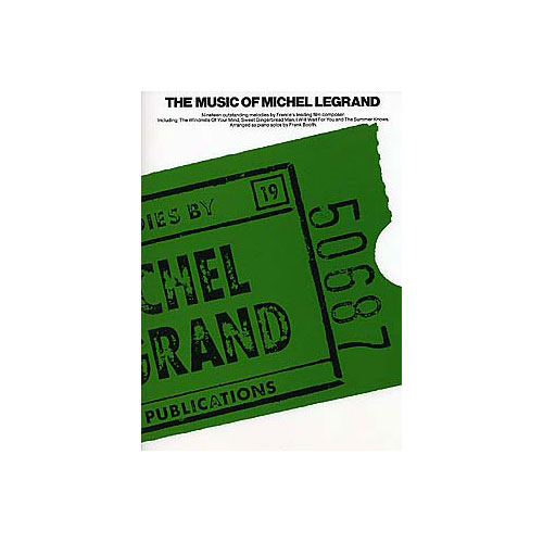The Music of Michel Legrand, arr. Booth