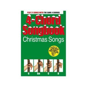 4 Chord Songbook Christmas Songs