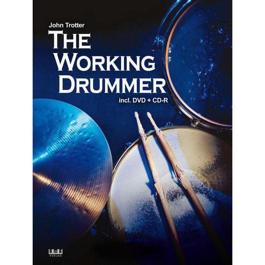 The Working Drummer (John Trotter)