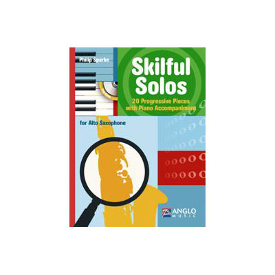 Skilful Solos for Alto Saxophone