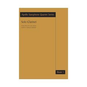 Solo Clarinet Book 1 (Buckland)