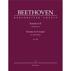 Beethoven Sonata in E major op. 109