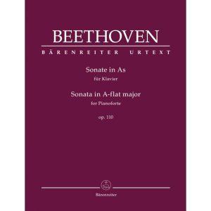 Beethoven Sonata in A-flat major op. 110 (Piano)