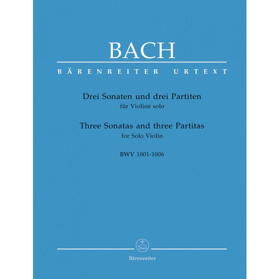 J. S. Bach: Sonatas & Partitas, BWV 1001-1006