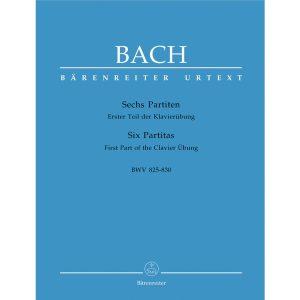 J. S. Bach: Six Partitas, BWV 825–830