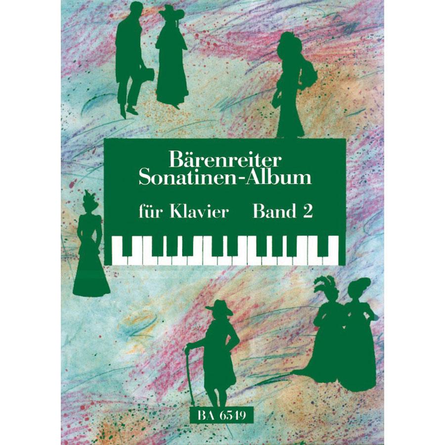 Barenreiter Sonatina Album Volume 2 Piano