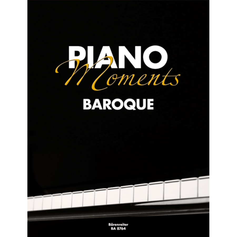 Piano Moments Baroque