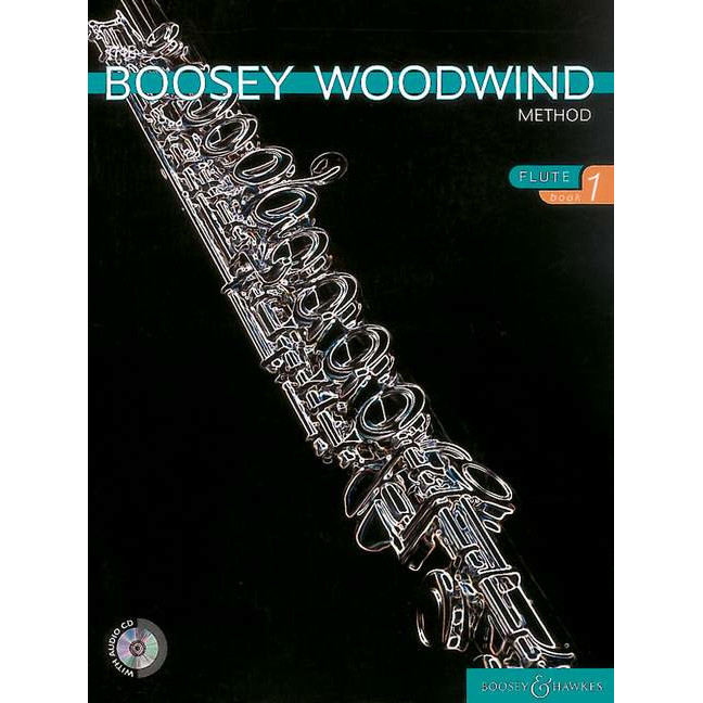 Boosey Woodwind Method Flute Book 1