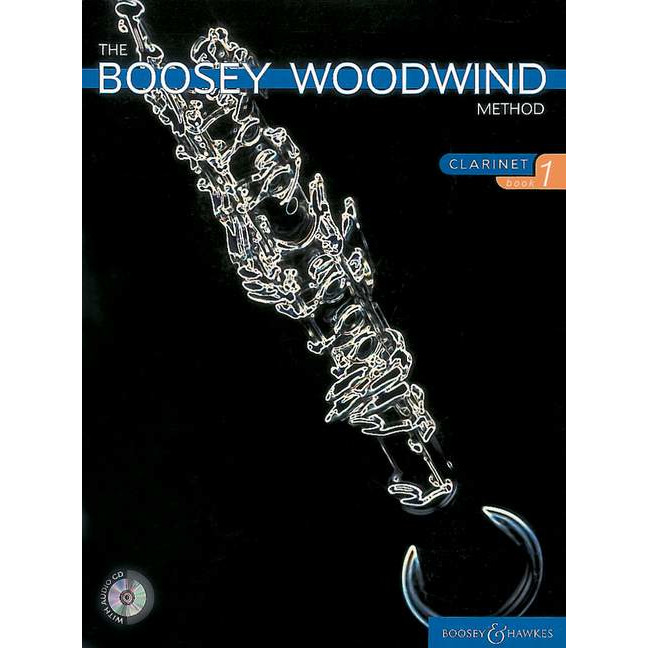 Boosey Woodwind Method Clarinet Vol.1