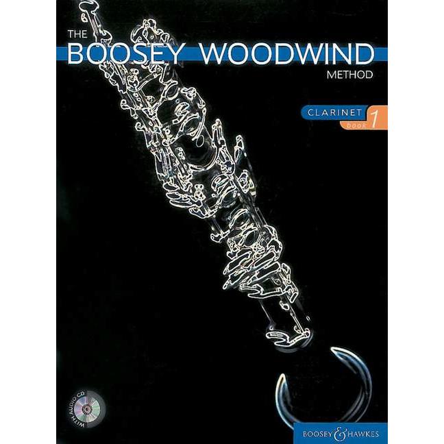 Boosey Woodwind Method Clarinet Vol.1