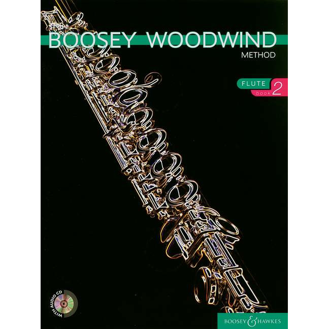 Boosey Woodwind Method Flute Book 2