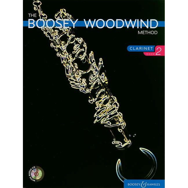Boosey Woodwind Method Clarinet Vol. 2