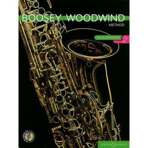 Boosey Woodwind Method Saxophone Book 2