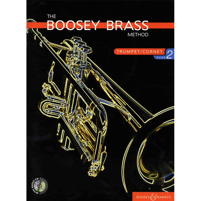Boosey Brass Method Trumpet/Cornet Vol. 2
